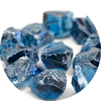 Topaz (London Blue)